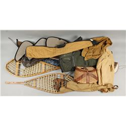 Bonanza Lot of Rifle Boots, Pistol Cases, and More
