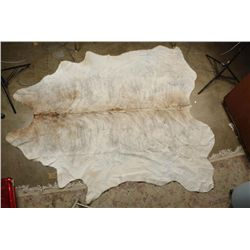 Gray Brazilian Cowhide