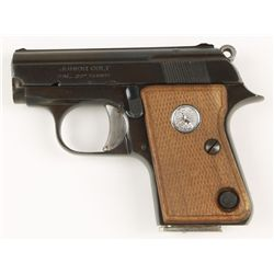 Colt Mdl Junior Cal .22 Short SN: 50423CC