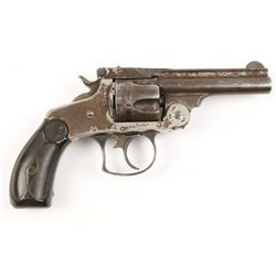Smith & Wesson 2nd Model Cal .38 SN:10575