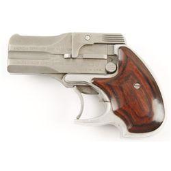 American Derringer Mdl DA38 Cal 357 Mag SN: 012802