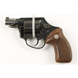 Charter Arms Mdl Undercover Cal .38 SN: 4800