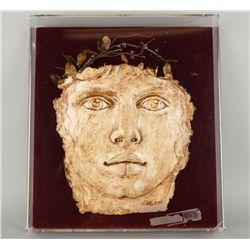 Paper Mache Art Piece by Matz of Ceasar