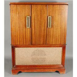 Coronado Radio Cabinet