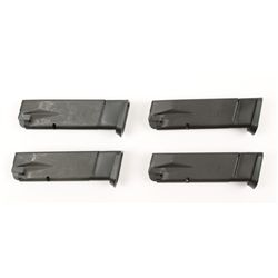 4 Sig 9mm Factory Magazines