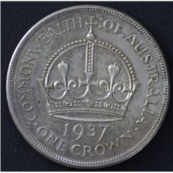 1937 Crowns, Nearly Uncirculated (2)