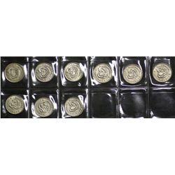 Australia Shillings