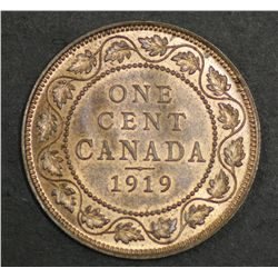 Canada 1c 1919 Red Uncirculated