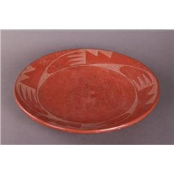 Marie Martinez (1886-1943) Very Rare Redware Pottery