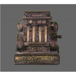 Antique Cashier pencil sharpener (Spain)   (Size:  See