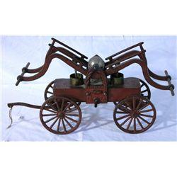 1774 Friendship Cast Iron Fire Pumper