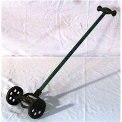 Cast Iron Toy Lawnmower