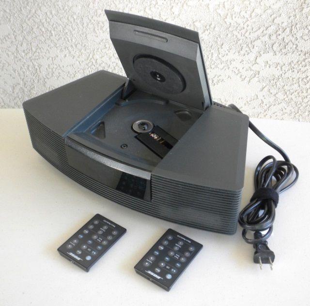 One (1) Bose Wave radio/CD player