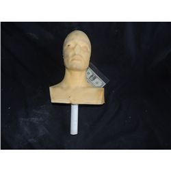POLYFOAM HEAD AND BUST NO RESERVE!