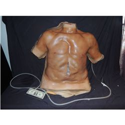 OFF THE MAP SURGERY TORSO WITH RIB CAGE SCREEN USED SILICONE
