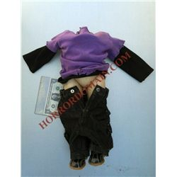 SEED OF CHUCKY GLEN REVEAL PUPPET SCREEN USED & MATCHED