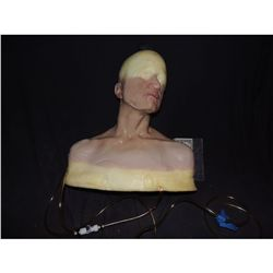 SILICONE ON FOAM FULL BUST NO RESERVE!