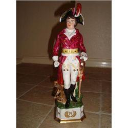 Napoleonic Porcelain Figurine Napoleon Marshal Lannes