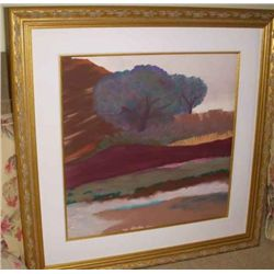 Hillside II by Coleman 28x28 Frame Size Original