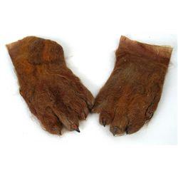 Goosebumps Werewolf Hands