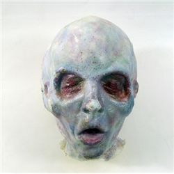 X-Files Alien Head