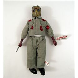 Friday The 13th Signed Jason Voorhees Doll
