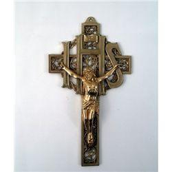 Damien Omen II Crucifix Prop