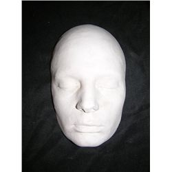 Life cast of Gabrielle Anwar