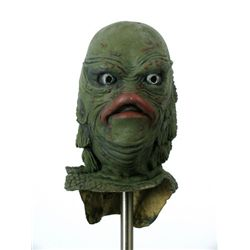 Creature From The Black Lagoon (1954) Don Post Sr. Replica Mask
