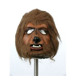 The Wolf Man (1941) Don Post Sr. Replica Mask