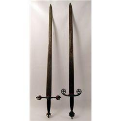 The Legend Of Zorro Long Sword Props