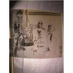 Revenge of Frankenstein Studio Made Photo Negative