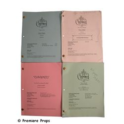 Set of 4 Charmed Production Scripts