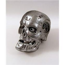 Terminator Endo Skull Prop