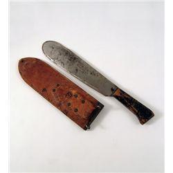 Iron Man Long Knife & Sheath Prop