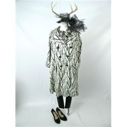 Beautiful Creatures Antler Girl Caster Costume