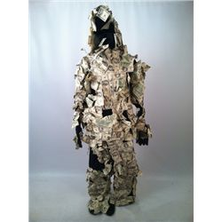 Now You See Me Money Ninja Costume
