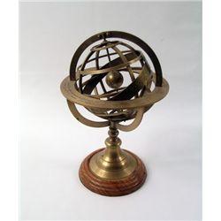 X-Men X-Mansion Gyro-Style Globe Prop