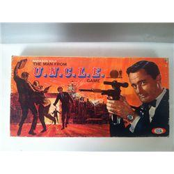 The Man From U.N.C.L.E. Original Board Game