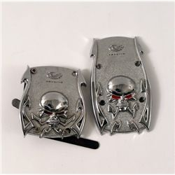 Ghost Rider Skull Motorcycle Parts Props