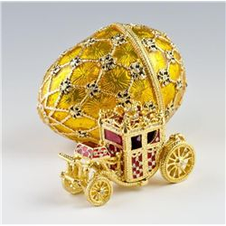 Coronation Faberge Inspired Egg