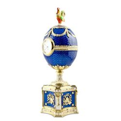 Kelch Chanticleer Faberge Inspired Egg