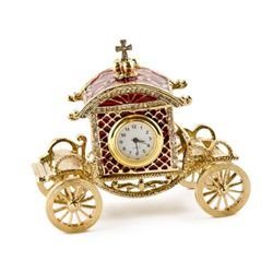 Faberge Inspired Trinket Coach