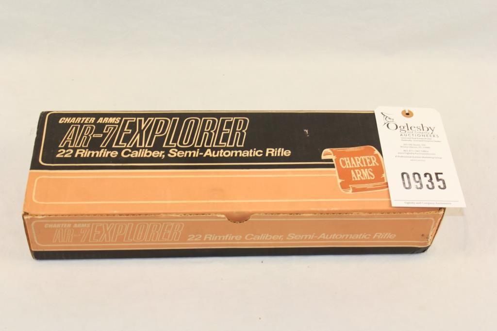 Charter Arms AR 7 22LR A19338