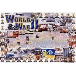 Vanguard History of World War II Print