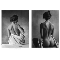 2 Christian Coigny Nude Prints Modesty,Reminiscence