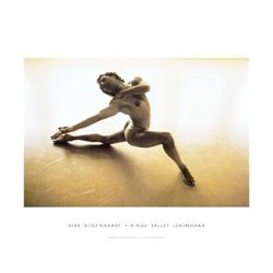 Dirk Degenhardt Edlar Alijew Danseur Kirov Ballet