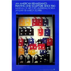 Andy Warhol : Mona Lisa, 1963 Art Print