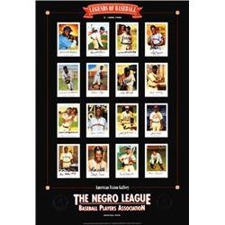 Lewis - Negro League Baseball Legends