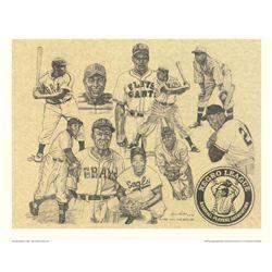 Alvin Hester Negro League Baseball Players Association